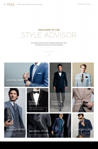 Become a Style-Master OGER