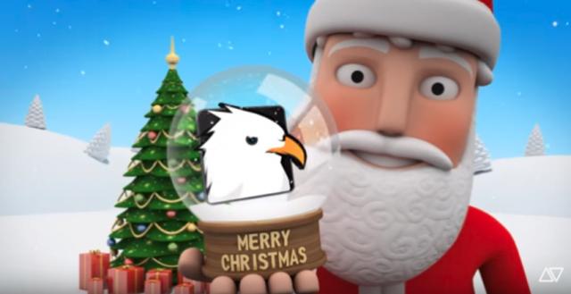 Santa for videohive