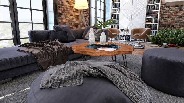 LOFT - мебель, интерьер