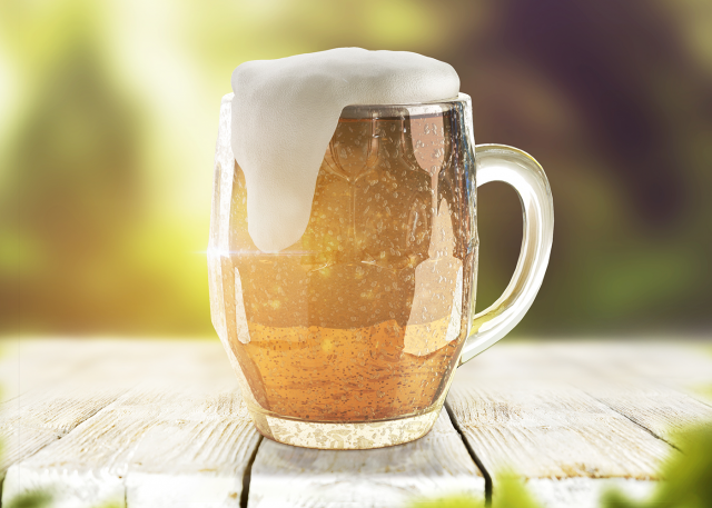 Beer 3d visualization
