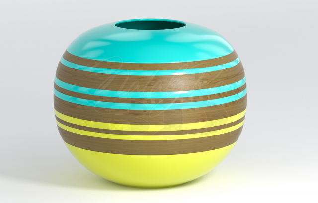 Визуализация вазы