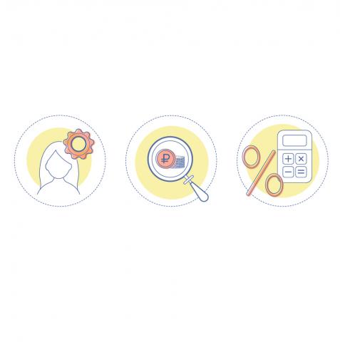 Разработка иконок для сайта типографии