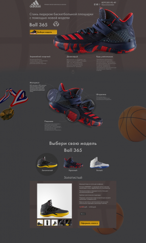 Adidas Ball 365