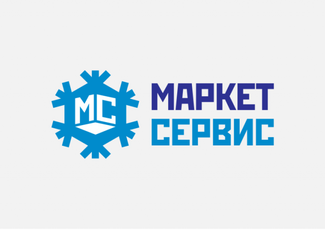 "Разработка логотипа для ООО ""Маркет Сервис"""