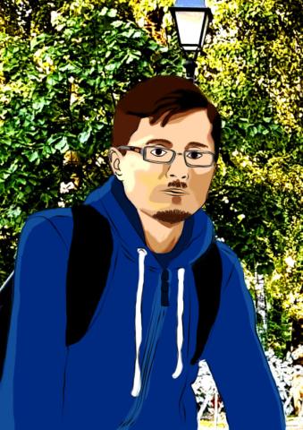 Портрет GTA