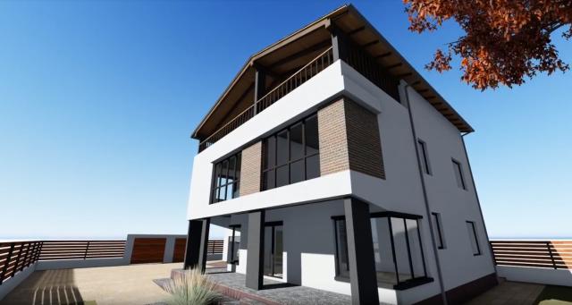 Промо-видео двухэтажного дома