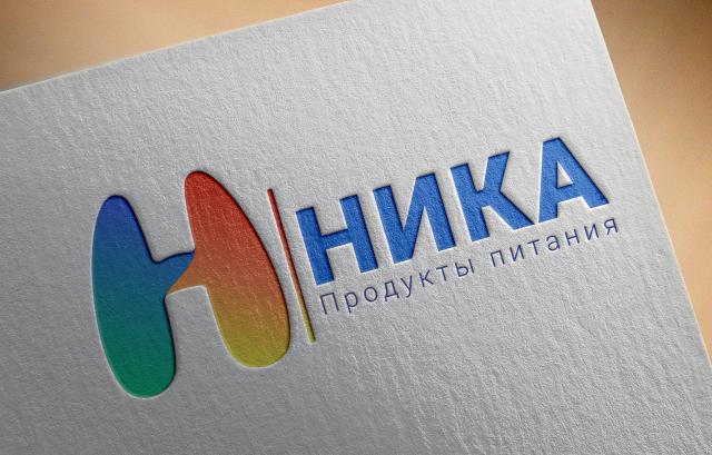 Концепция логотипа для производителя продуктов питания