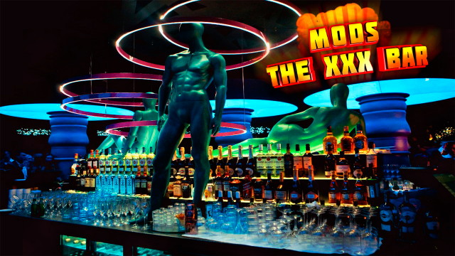 Mods The XXX Bar Красноярск (промо ролик)