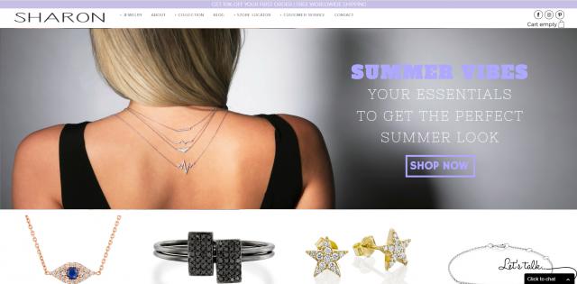 Sharon Fine Jewelery