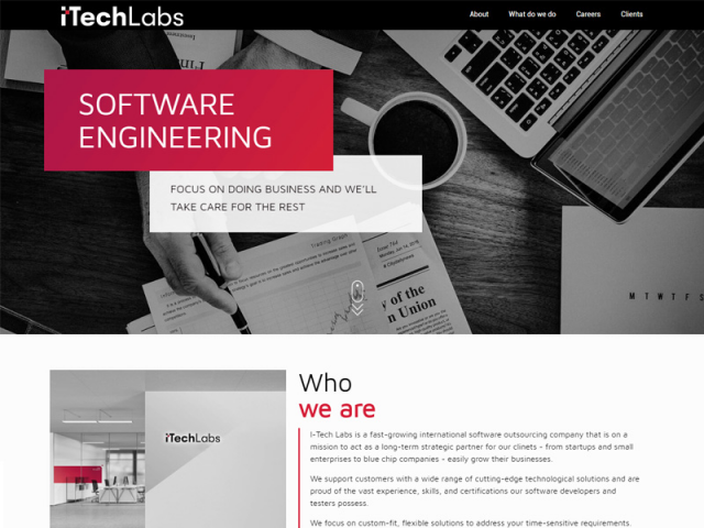 I Tech Labs
