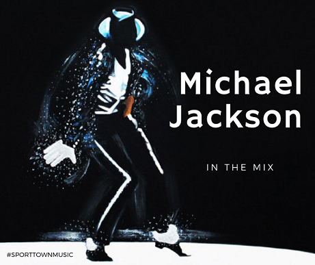 Michael Jackson in the fitness mix
