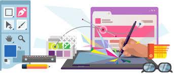 Реклама услуги уникального фирменного дизайна сайта