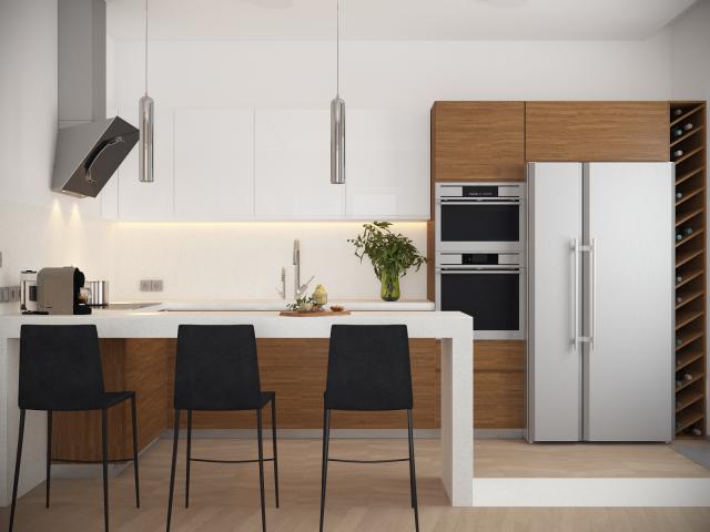 Дизайн-проект квартиры в СПб