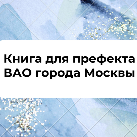 Эксклюзивное подарочное издание: ВАО города Москвы