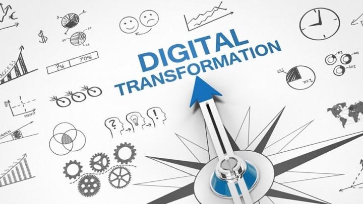 Движущие силы цифровой трансформации бизнеса. Часть 1.