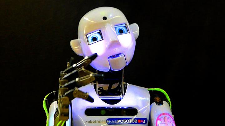 10 самых современных роботов