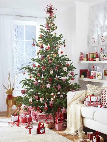 Как украсить дом к Новому году в скандинавском стиле?
