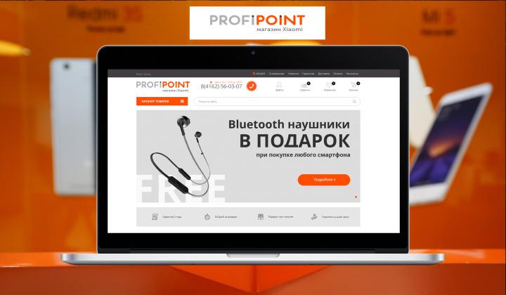 Интернет-магазин мобильных телефонов и аксессуаров Xiaomi