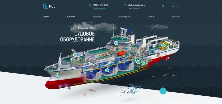 Morsudsnab.ru - судовое оборудование