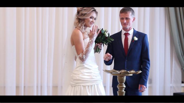 Свадебное видео. Михаил и Оксана. 18.08.18г. для Trend Media Gro
