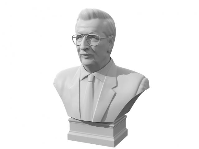 3D портрет для 3D печати
