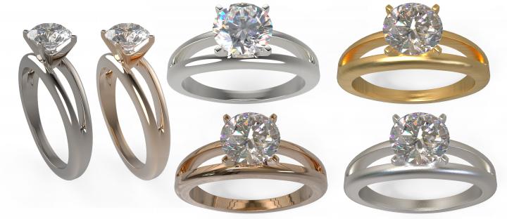 ювелирка кольцо по фото