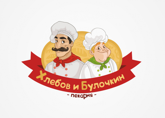 Разработка персонажей для лого