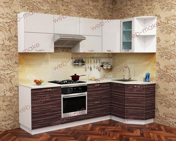 Моделирование, визуализация кухонного гарнитура