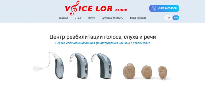 Voicelor