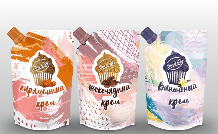 Упаковка для крема