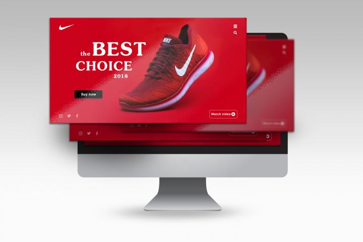 Landing Page_Nike