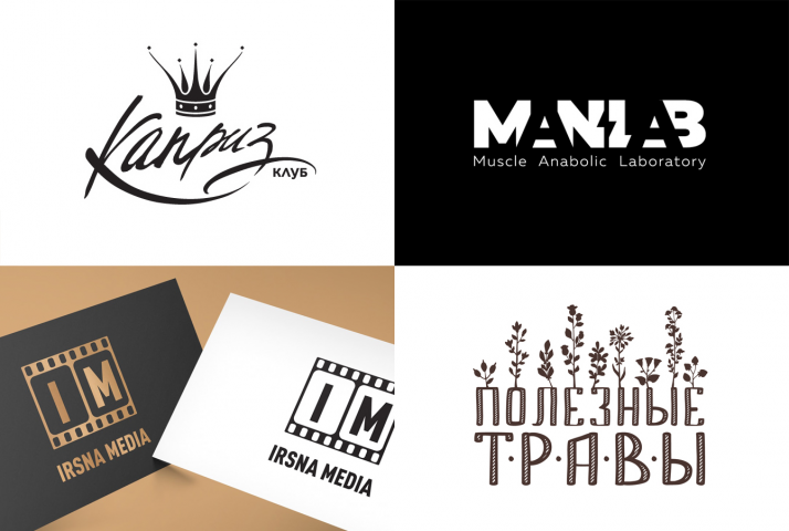 Дизайна логотипа от Hot-idea