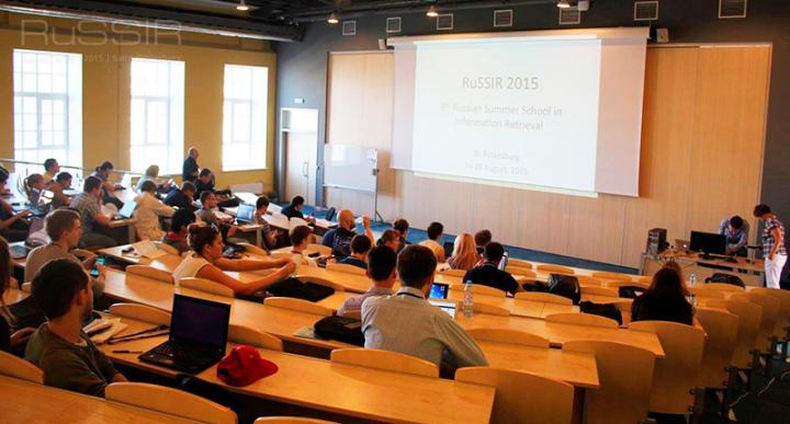9th Russian Summer School in Information Retrieval (RUSSIR 2015)