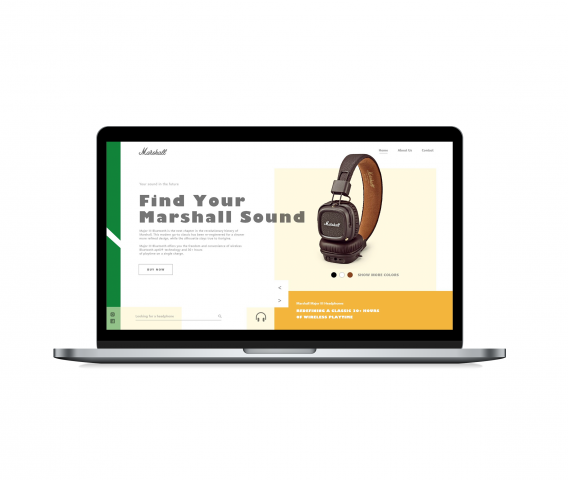 Find your Marshall sound