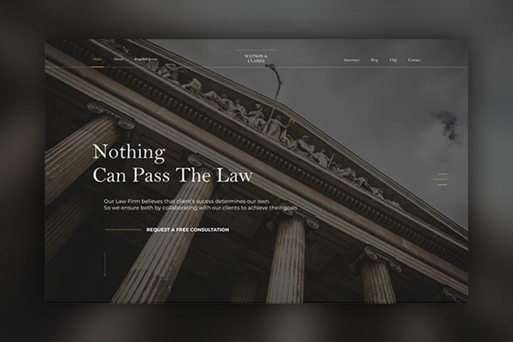 Юридическая фирма Watson & Clarke