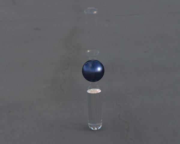 Переносной кальян (Атом)