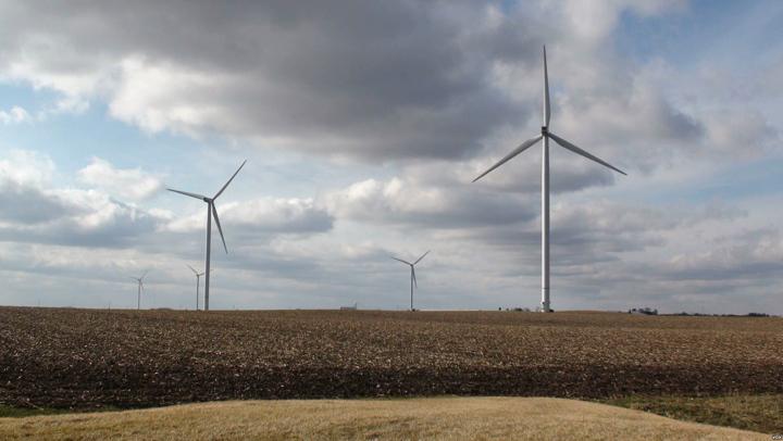 Берегись солнечная энергия: время ветроэнергетики пришло