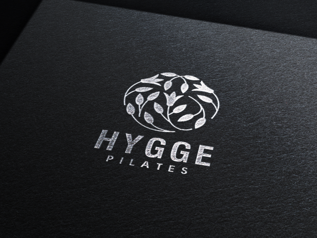 "Логотип женского клуба по пилатесу ""Hygge"""