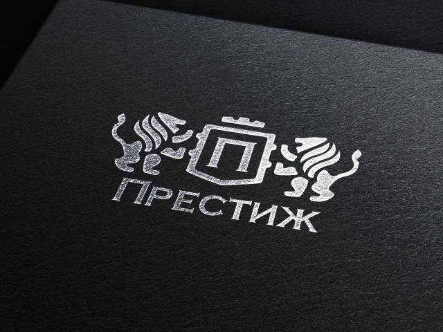 "Логотип группы компаний ""Престиж"""