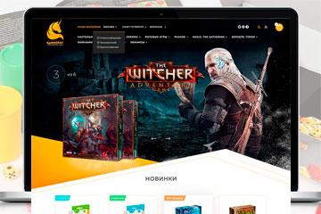 Единорог – магазин настольных игр
