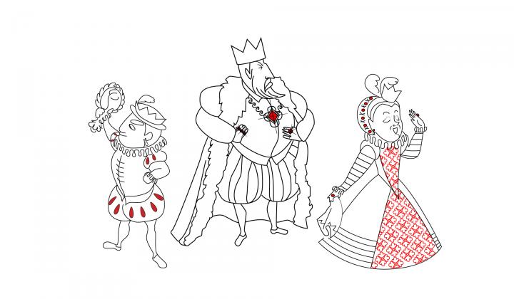 Разработка персонажей для детской книжки