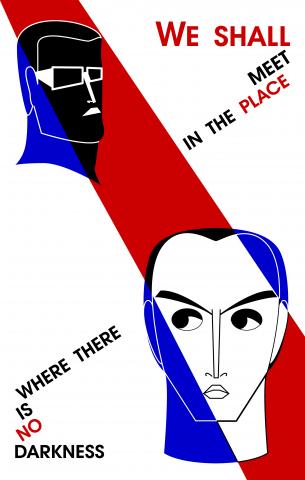Плакат к 1984