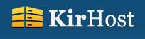 """Оператор первой линии поддержки - """"KirHost"""""""