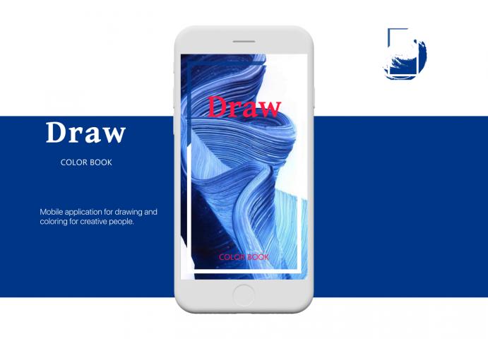 Painting Mobile App UX UI Design