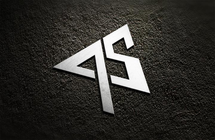 Разработка логотипа AliShah Design