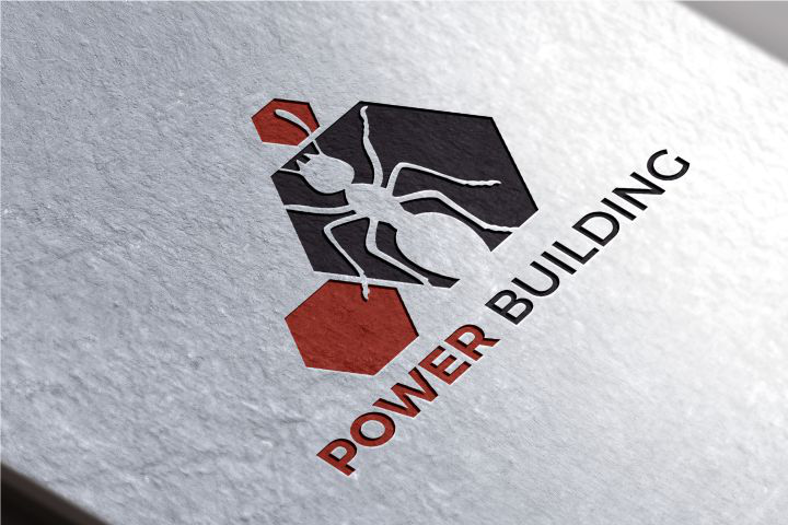 Power Building Company Logo