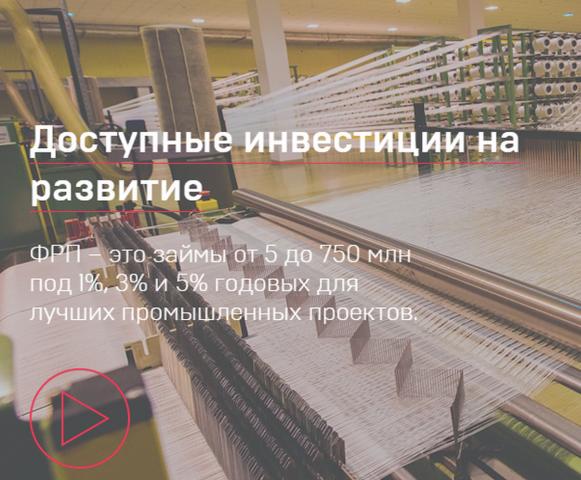 Разработка бизнес-плана для Фонда развития промышленности (ФРП)