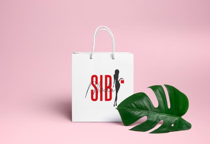 Логотип для магазина женской одежды