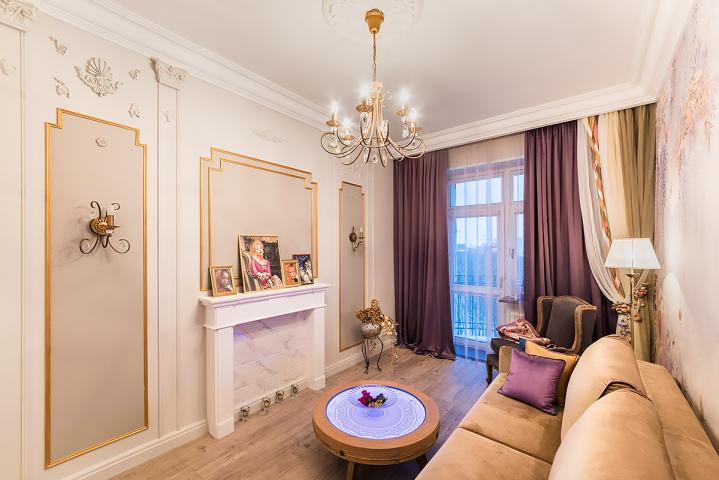 Комната Натальи Седых