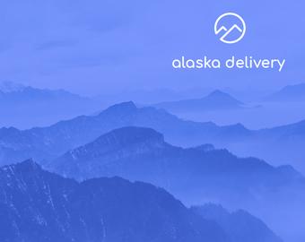 Alaska delivery - UI/UX дизайн CRM системы службы доставки